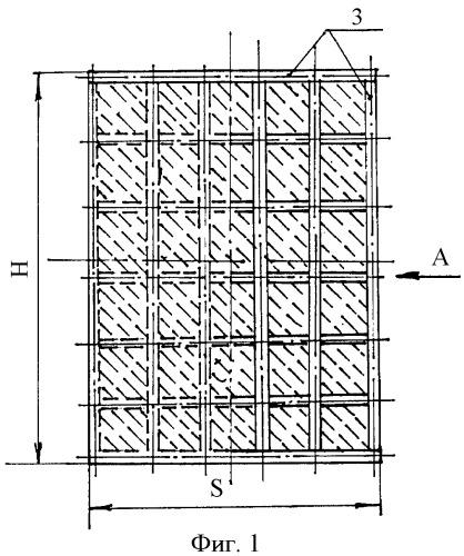 Панель строительная