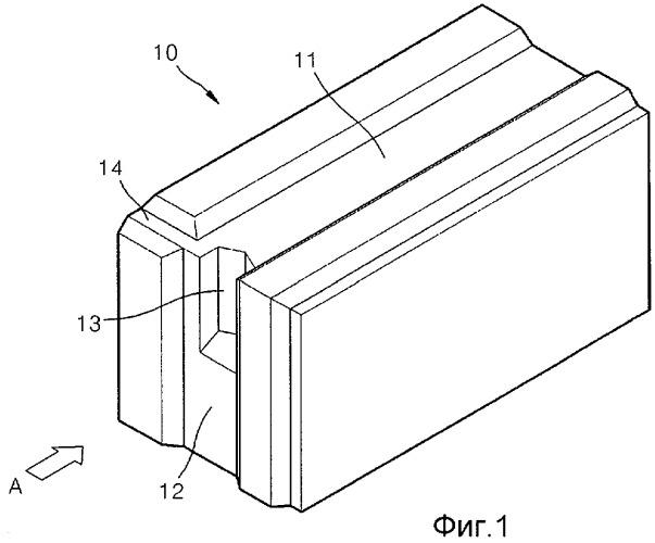Блок с адиабатическим промежутком