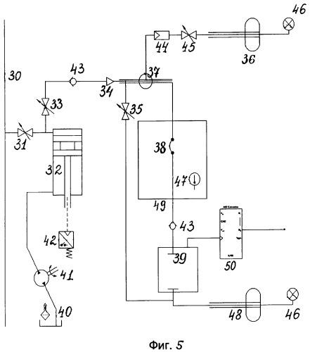 Кабельный внутрискважинный газовый хроматограф и способ внутрискважинной газовой хроматографии