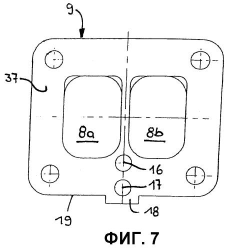 Устройство для увеличения тормозной мощности многоцилиндрового двигателя внутреннего сгорания транспортного средства во время режима торможения двигателем