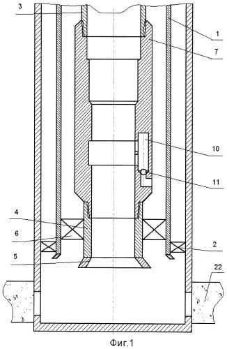 Способ работы колтюбинг-эжекторной установки в газлифтной нефтяной скважине