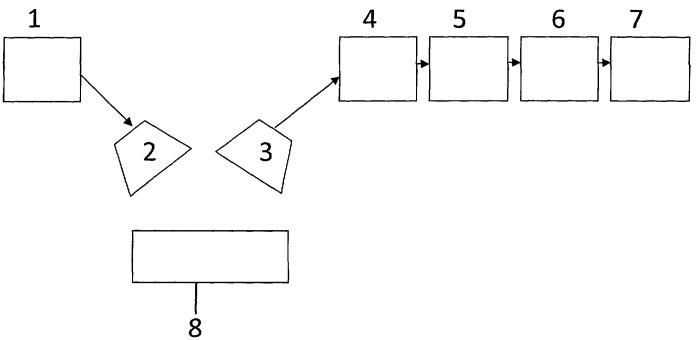 Устройство для контроля гранулометрического состава кусковых материалов