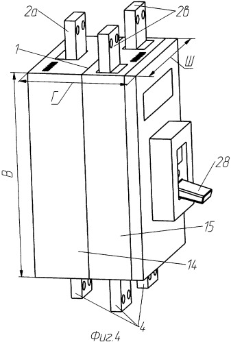 Многополюсный автоматический выключатель