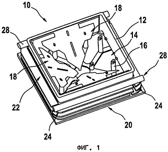 Механическое опорное устройство и содержащий его измерительный прибор