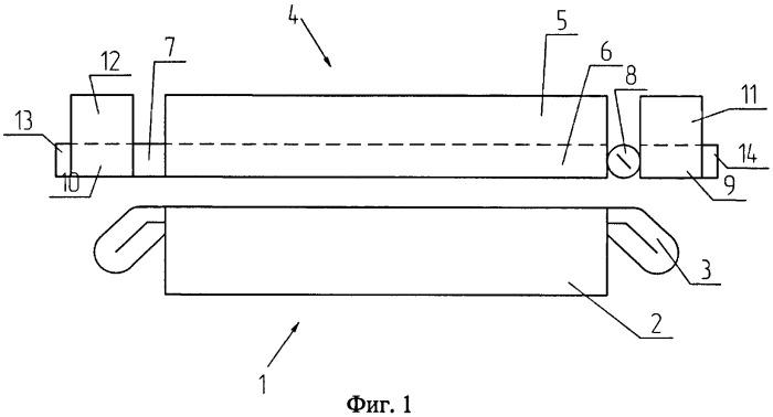 Линейный асинхронный двигатель