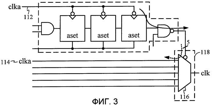 Не допускающая сбоев схема мультиплексора синхросигналов и способ работы