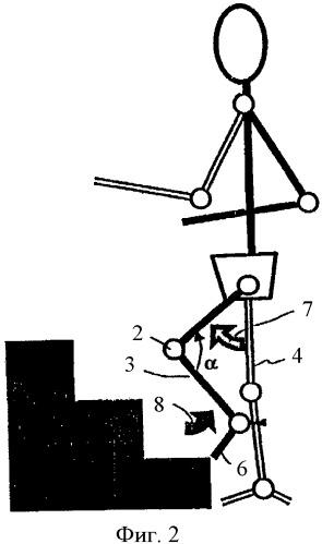 Способ управления пассивным протезом коленного сустава с регулируемой амортизацией