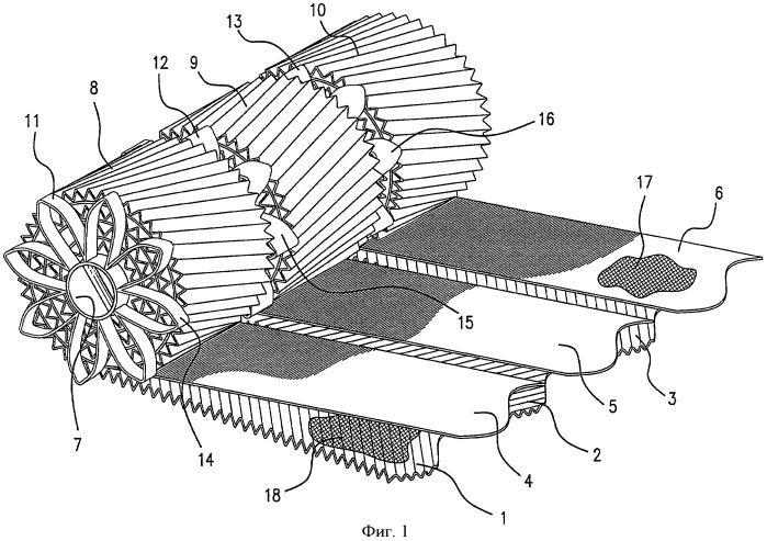 Способ введения реакторного картриджа в длинную трубу и способ удаления реакторного картриджа из указанной трубы