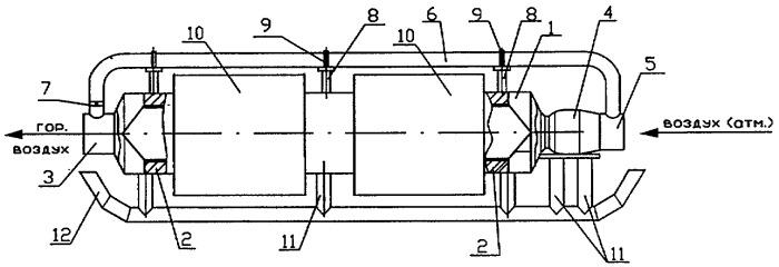 Способ осушки трубопровода или