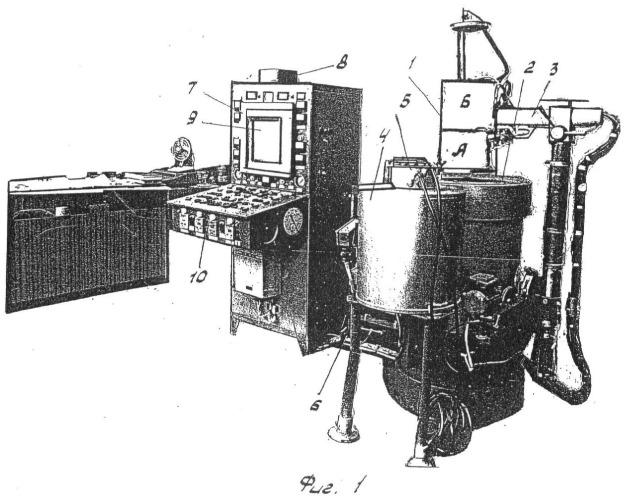 Способ получения отливок и устройство для его осуществления