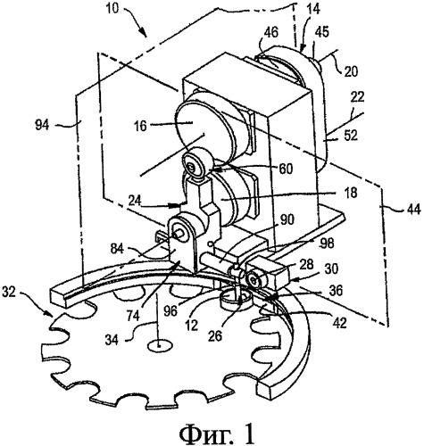 Подача формовочной загружаемой порции материала