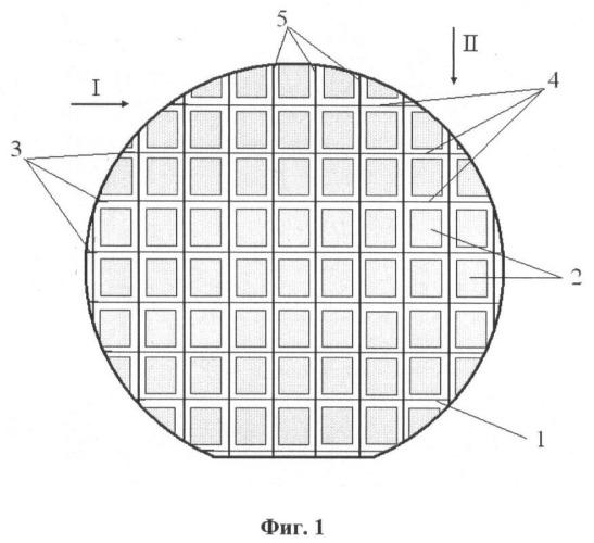 Способ резки пластин из хрупких материалов