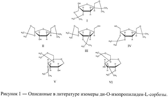 2,3; 4,5-ди-о-изопропилиден-l-сорбопираноза