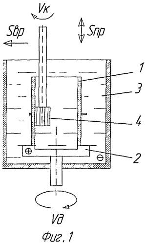 Способ комбинированной обработки деталей из алюминия и его сплавов