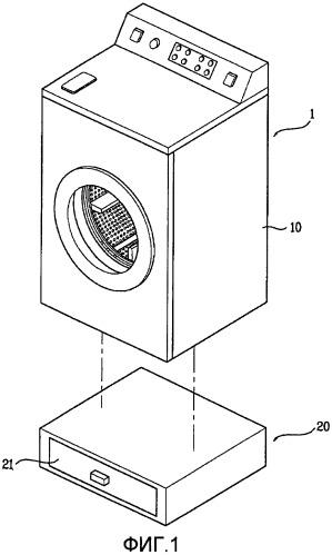 Многофункциональная машина для обработки белья