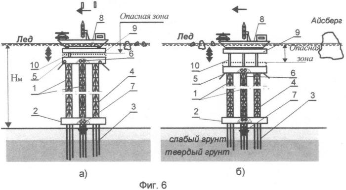 Способ сооружения морского технологического комплекса