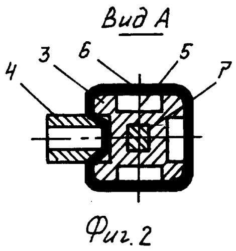 Регулятор подачи воды в смывной бачок
