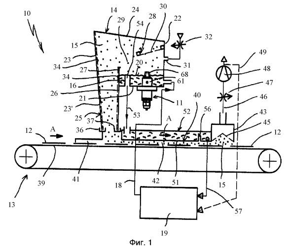 Устройство и способ нанесения равномерного тонкого слоя жидкости на субстраты