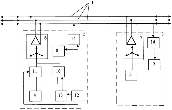 Передающая система низкочастотного диапазона