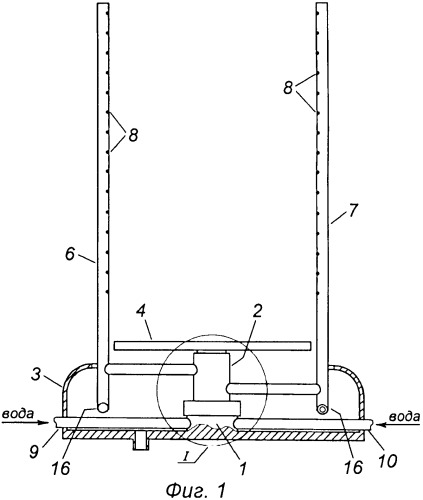 Опоясывающий термоконтрастный душ л.ф. порядкова