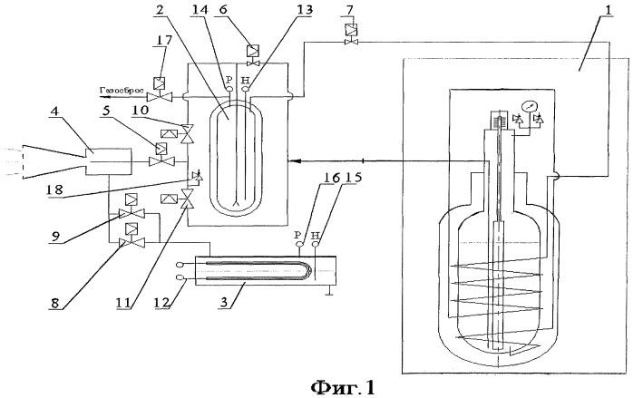 Криогенное устройство для создания искусственного тумана и система управления этим устройством