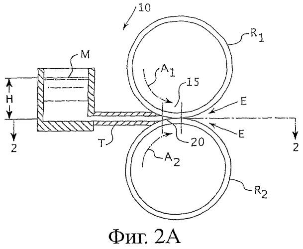 Способ электромагнитного удерживания расплавленного металла в горизонтальных литейных машинах и устройство для его осуществления