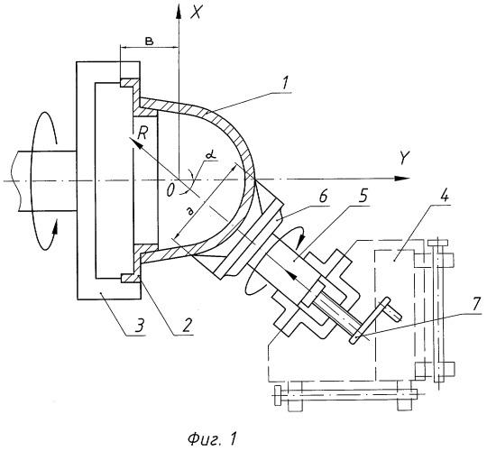 Способ механической обработки сферических поверхностей