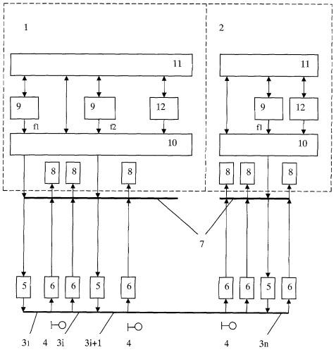 контроля рельсовых цепей