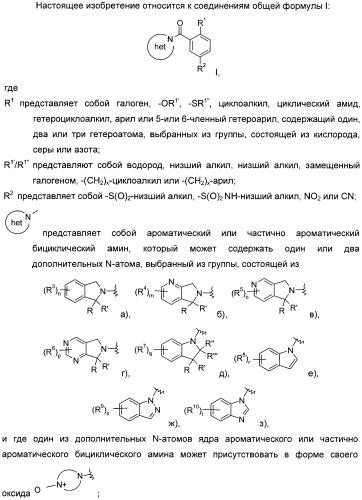 Гетероциклические замещенные фенилметаноны в качестве ингибиторов переносчика глицина 1