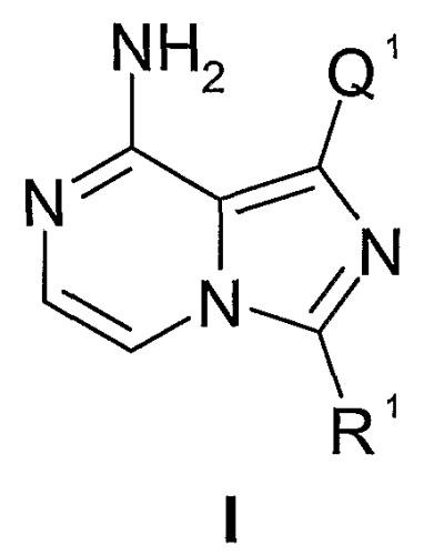 Имидазопиразины в качестве ингибиторов тирозинкиназ