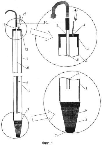 Насос для осушения скважин посредством чередования циклов аспирации и выталкивания, работающий по пневматическому принципу