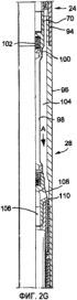 Буровой снаряд для скважины (варианты) и опорный механизм и турбинная силовая установка для бурового снаряда