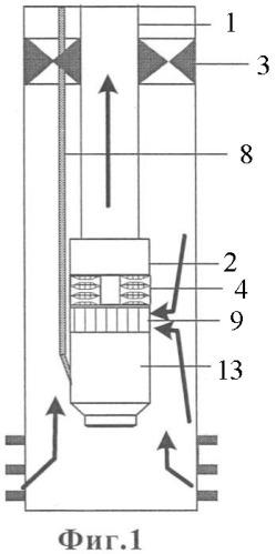 Способ добычи нефти гарипова и установка для его осуществления