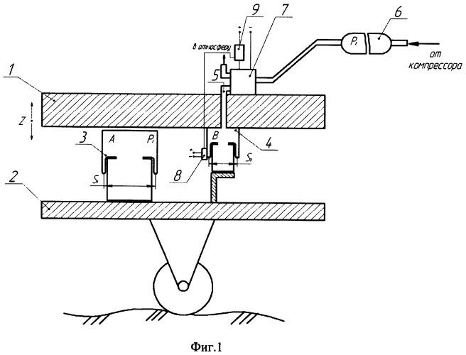 Способ гашения вертикальных колебаний объекта с пневматической подвеской