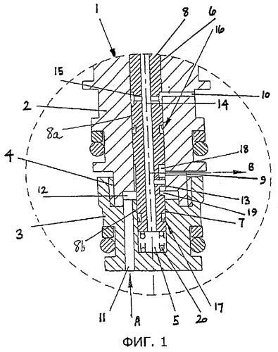 Гидрораспределительный клапан с интегральными уплотнениями (варианты)
