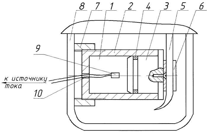 Устройство дистанционного механического спуска оружия