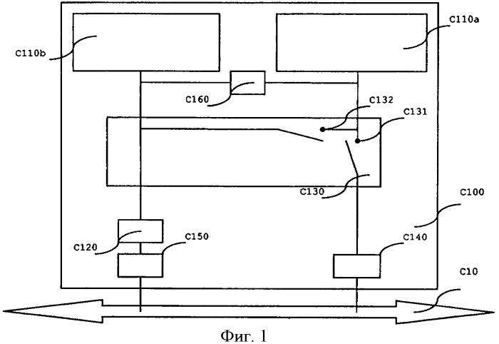 Способ и устройство для управления доступом к памяти в вычислительной системе по меньшей мере с двумя исполнительными блоками
