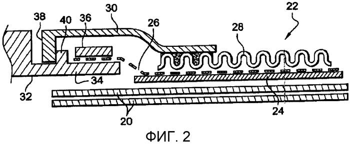 Экранированная кабельная сборка для авиационного двигателя