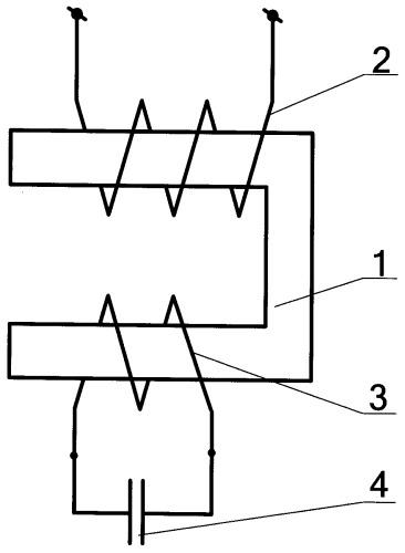 Устройство магнитного дутья коммутационного аппарата
