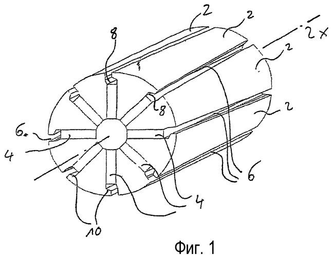 Ротор на постоянных магнитах