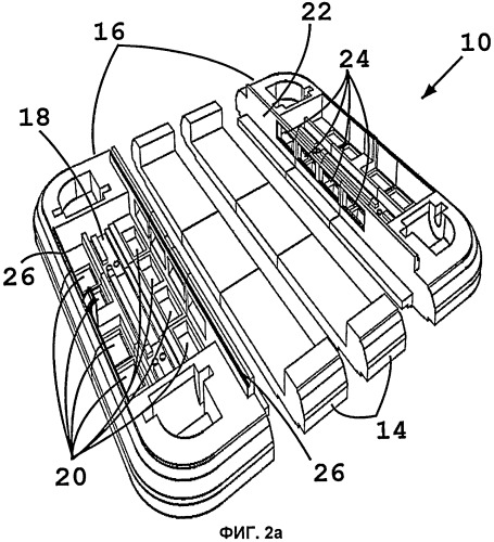 Система кондиционирования или/и отопления со сборным корпусом