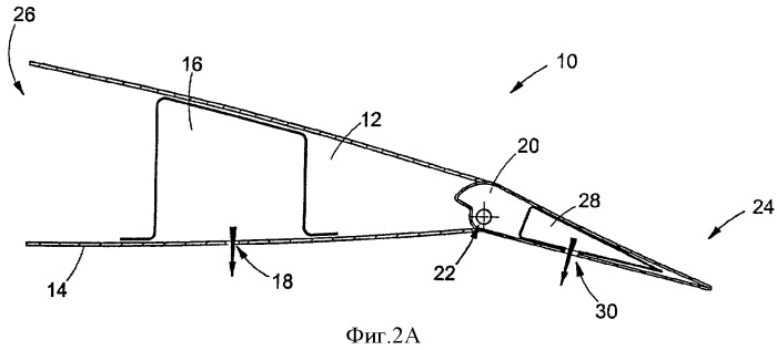 Управление пограничным слоем аэродинамического профиля