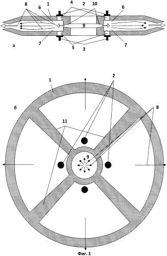 Способ создания подъемной или движущей силы для летательного аппарата