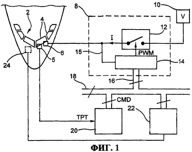 Система борьбы с обледенением и/или с запотеванием поверхности летательного аппарата, способ управления такой системой и летательный аппарат, оборудованный такой системой