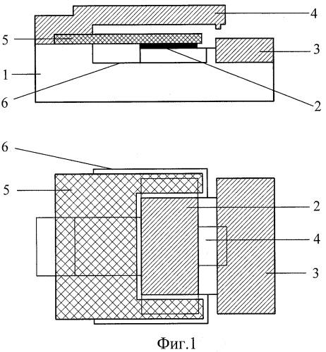 Микроэлектромеханический ключ