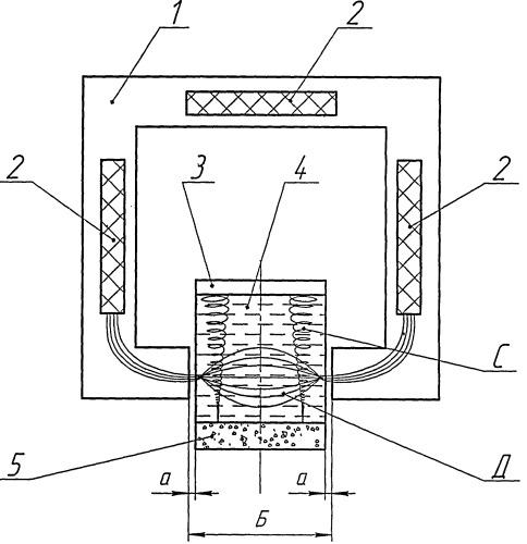 Способ проведения очистки растворов и суспензий с получением твердого кристаллического осадка и устройство для его осуществления