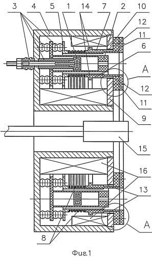 Двухступенчатый двигатель с анодным слоем (варианты)
