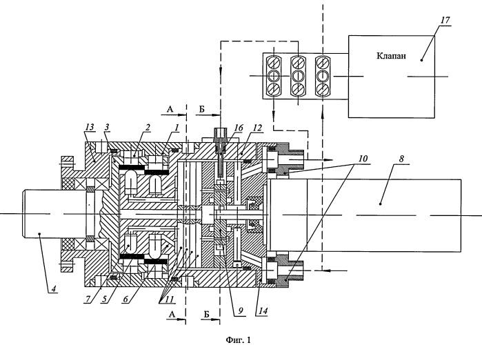 Силовой мини-привод электрогидравлический