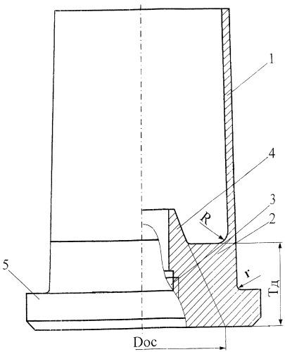 Гильза для метательного заряда