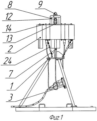 Выносное гидроакустическое устройство